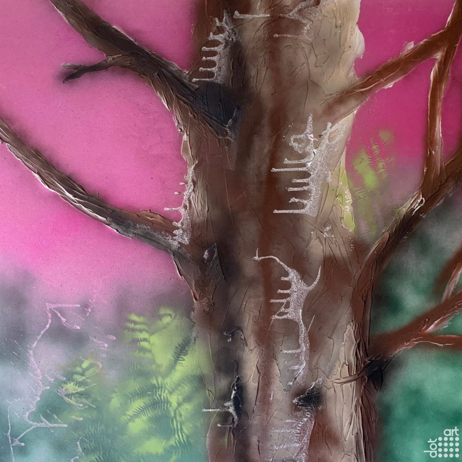 Pink Woodland-Suzanne-Grace