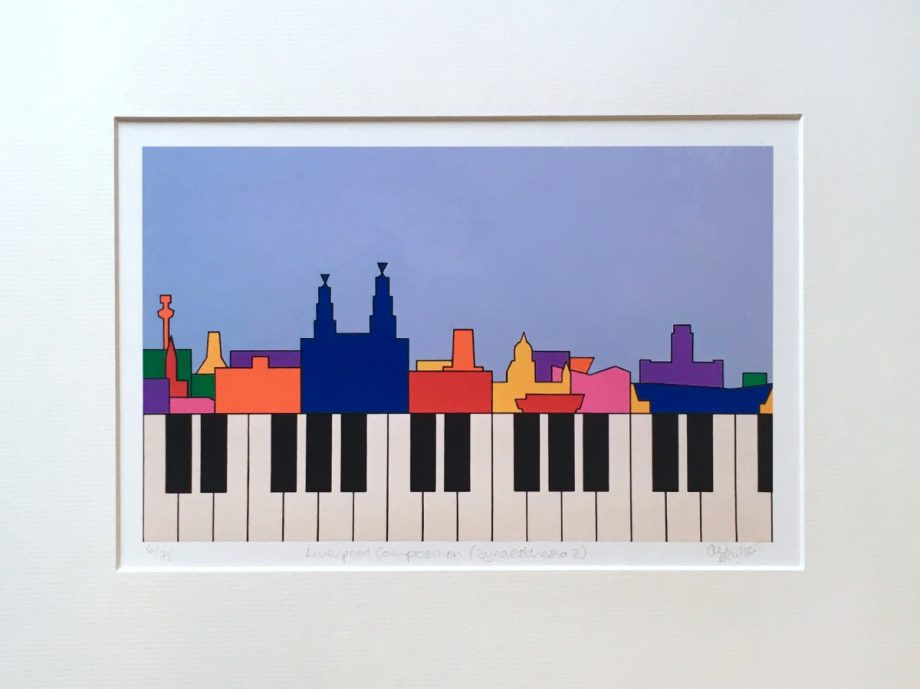 Liverpool Composition (Synaesthesia 2)-Ali-Barker