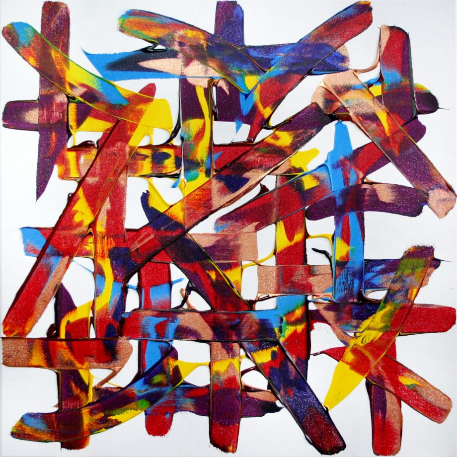 Always (Synaesthesia 170) [after Bon Jovi]-Ali-barker
