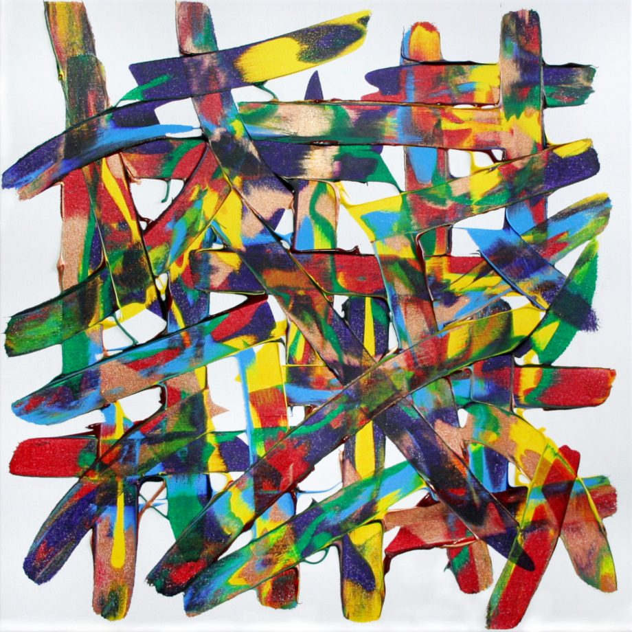 Someday I'll Be Saturday Night (Synaesthesia 169) [after Bon Jovi]-Ali-Barker