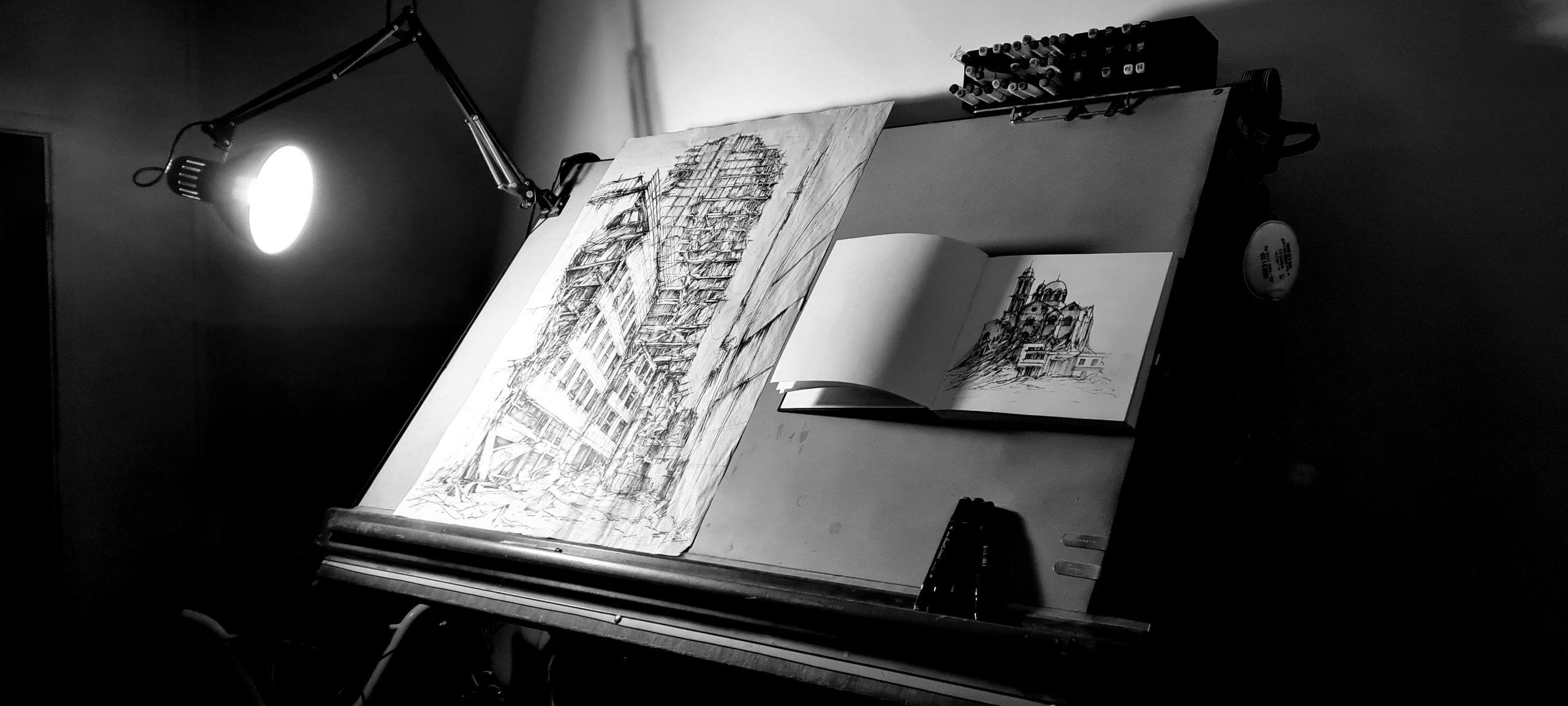 james chadderton studio imagejames chadderton studio image