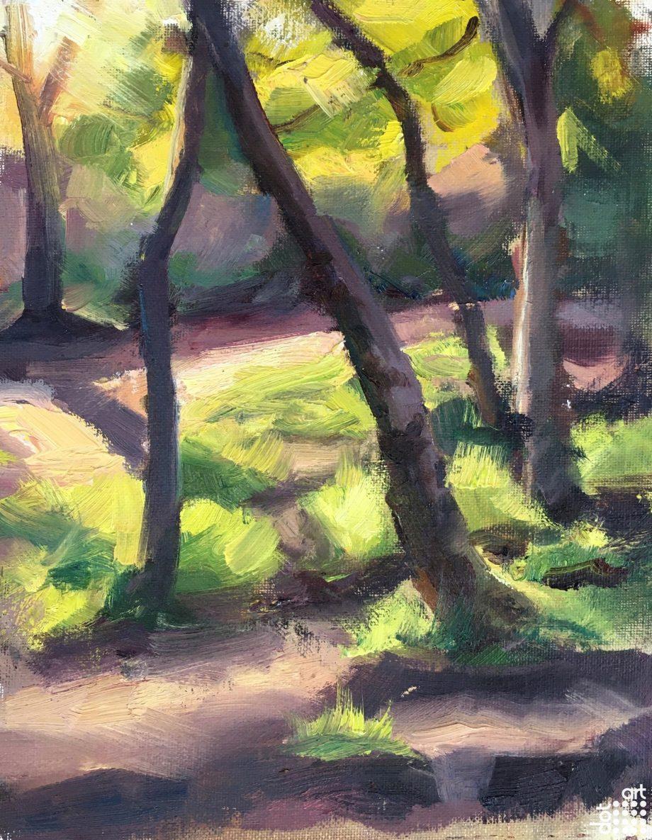 Birches – Caldy Hill-Jacob-Gourley