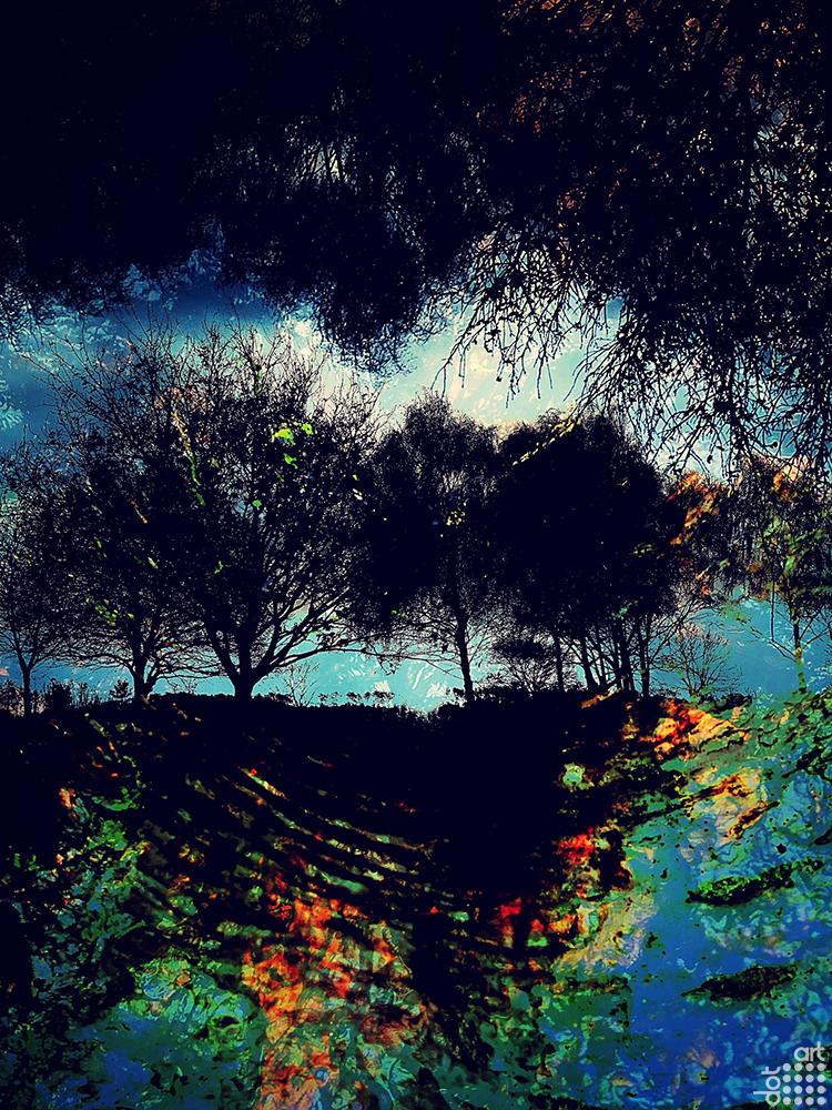 Heavens blue-James-Beck