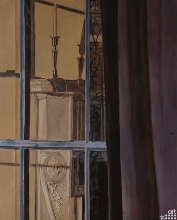 Interior Through A Window-Lorna-Morris