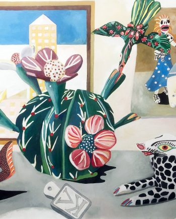 Oaxca Still-Life 1 - Vincent Kelly