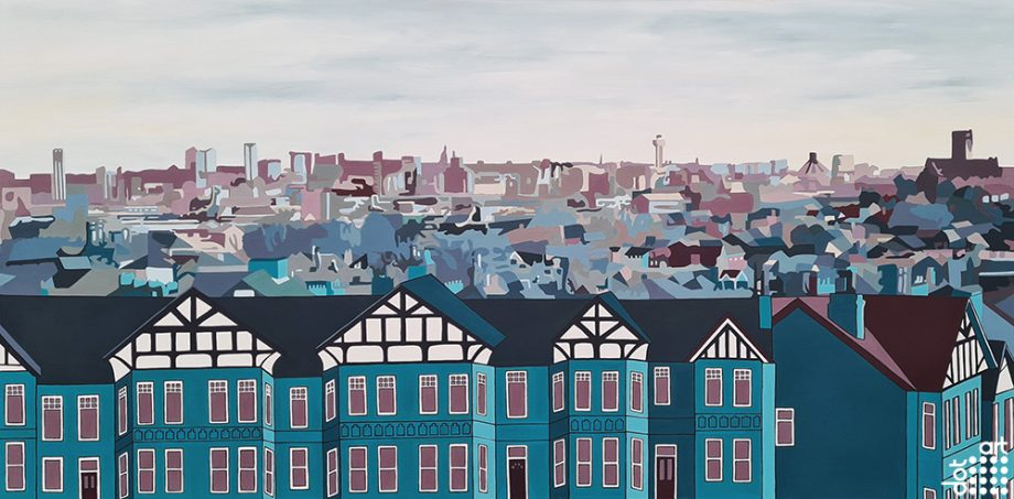Roofscape -Jo-Vickers
