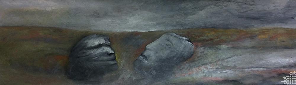 Kissing Stones1-Dorothy-Benjmain