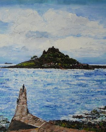St Michaels Mount - Jean Worth