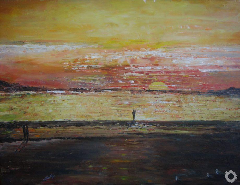 Sunset – Jean Worth