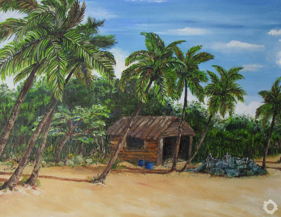 The Beach – Jean Worth