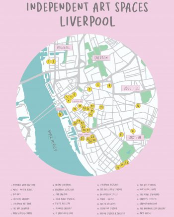 Independent Art Spaces in Liverpool-Rebeca Tomos