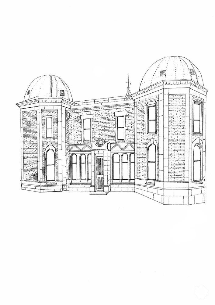 Bidston Observatory – Jen Foden