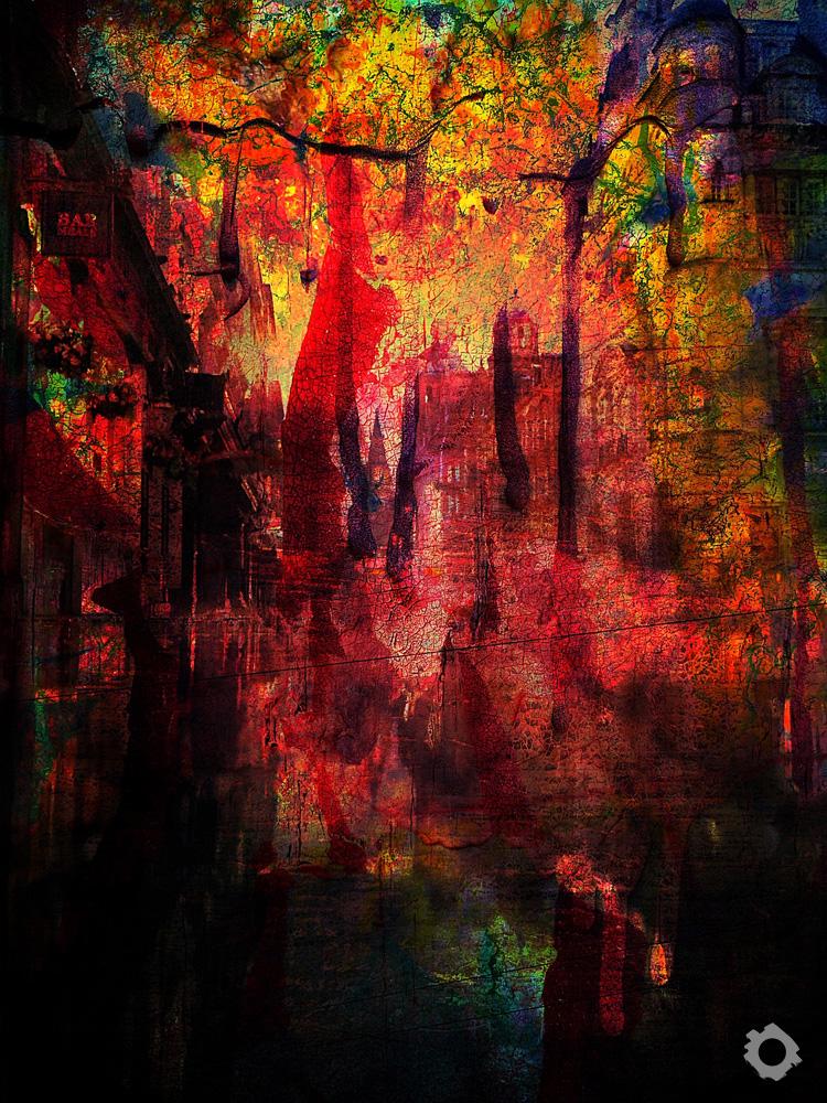 Dale Street La – James Beck