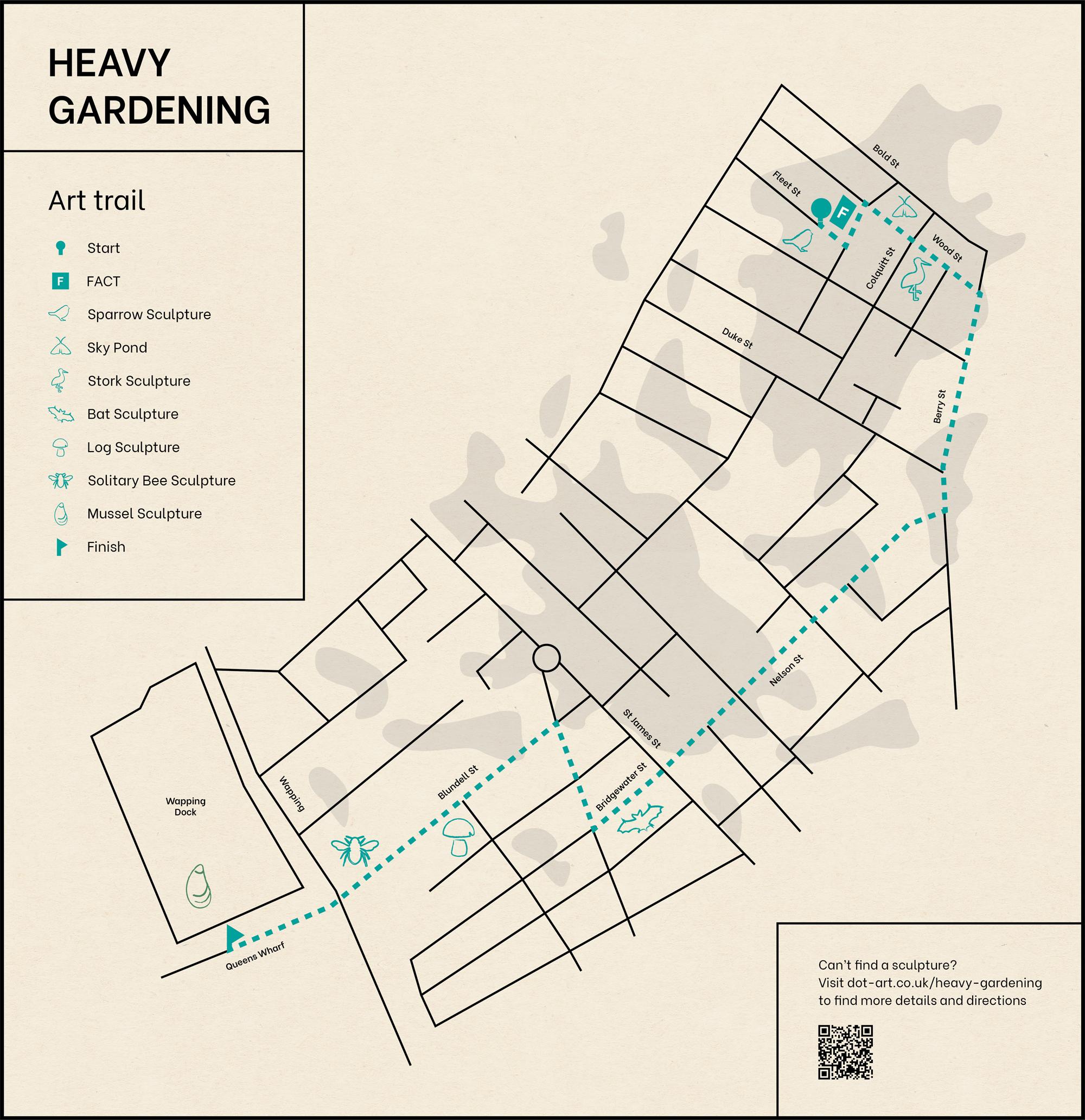 Heavy Gardening Map