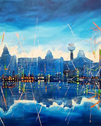 Liverpool Lasers - Steve Bayley