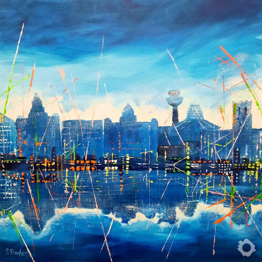 Liverpool Lasers – Steve Bayley