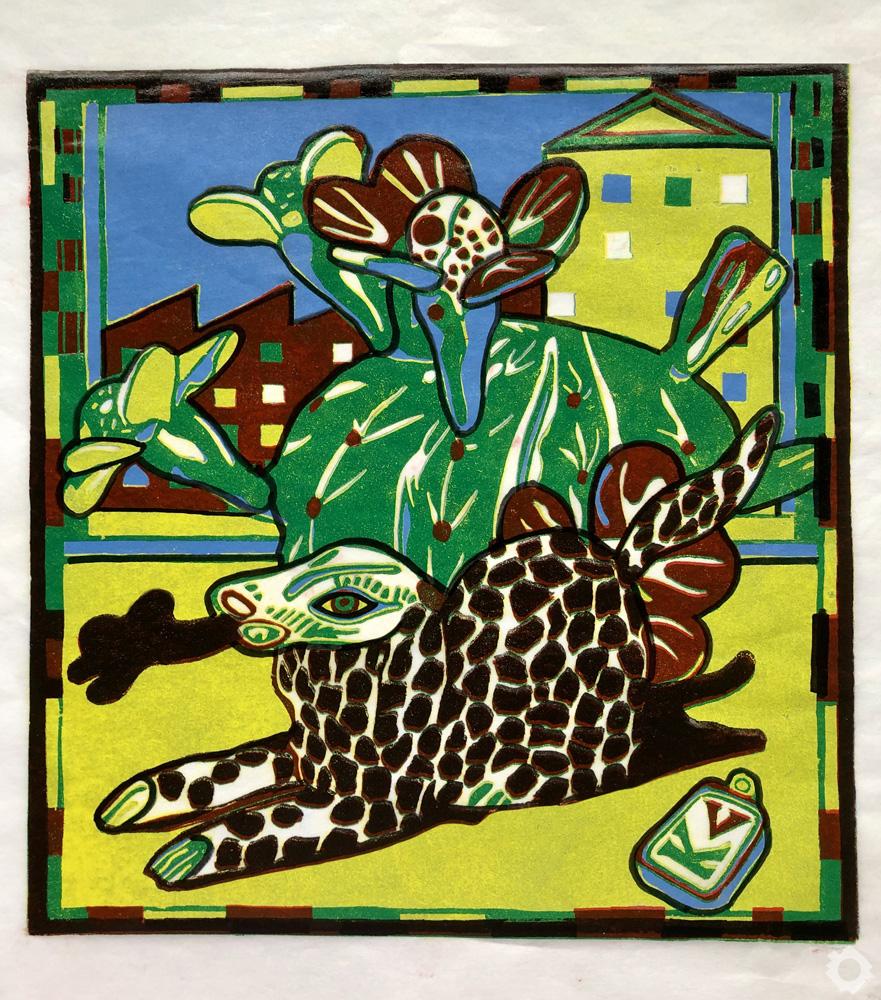 Oaxaca Still-Life No3-Vincent-Kelly