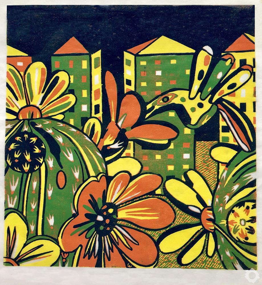 Oaxaca Still-life No2-Vincent-Kelly