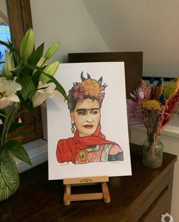 Frida Kahlo-Julia Penlington