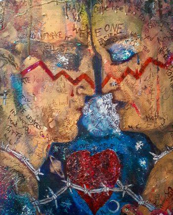 Love and War-Susan-Finch