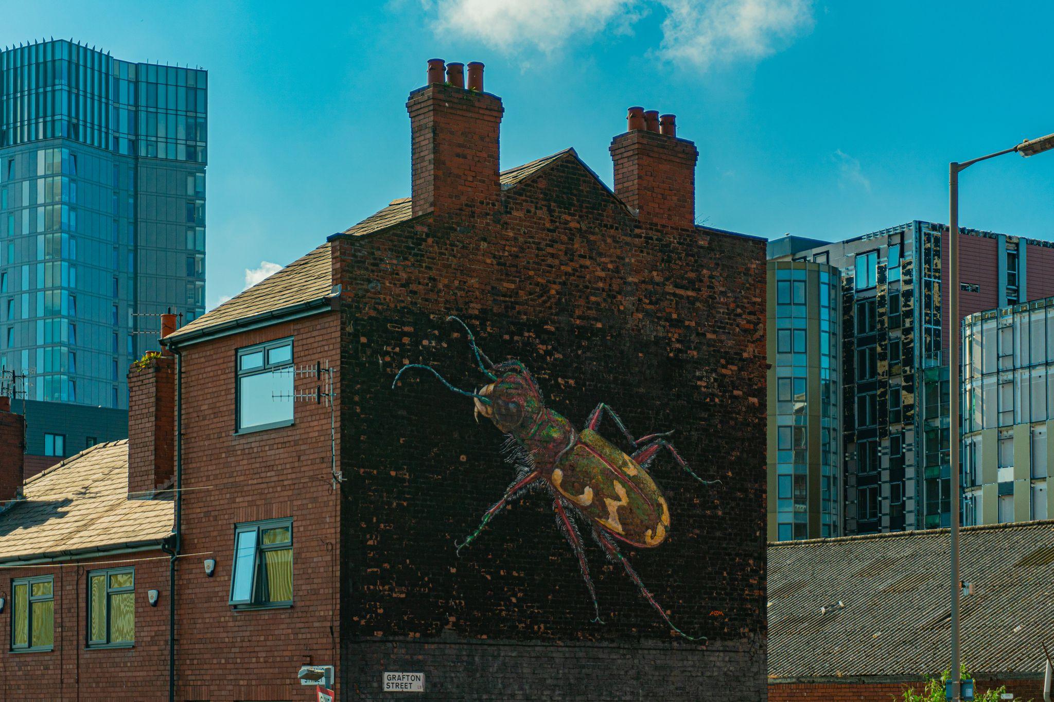 ATM Mural