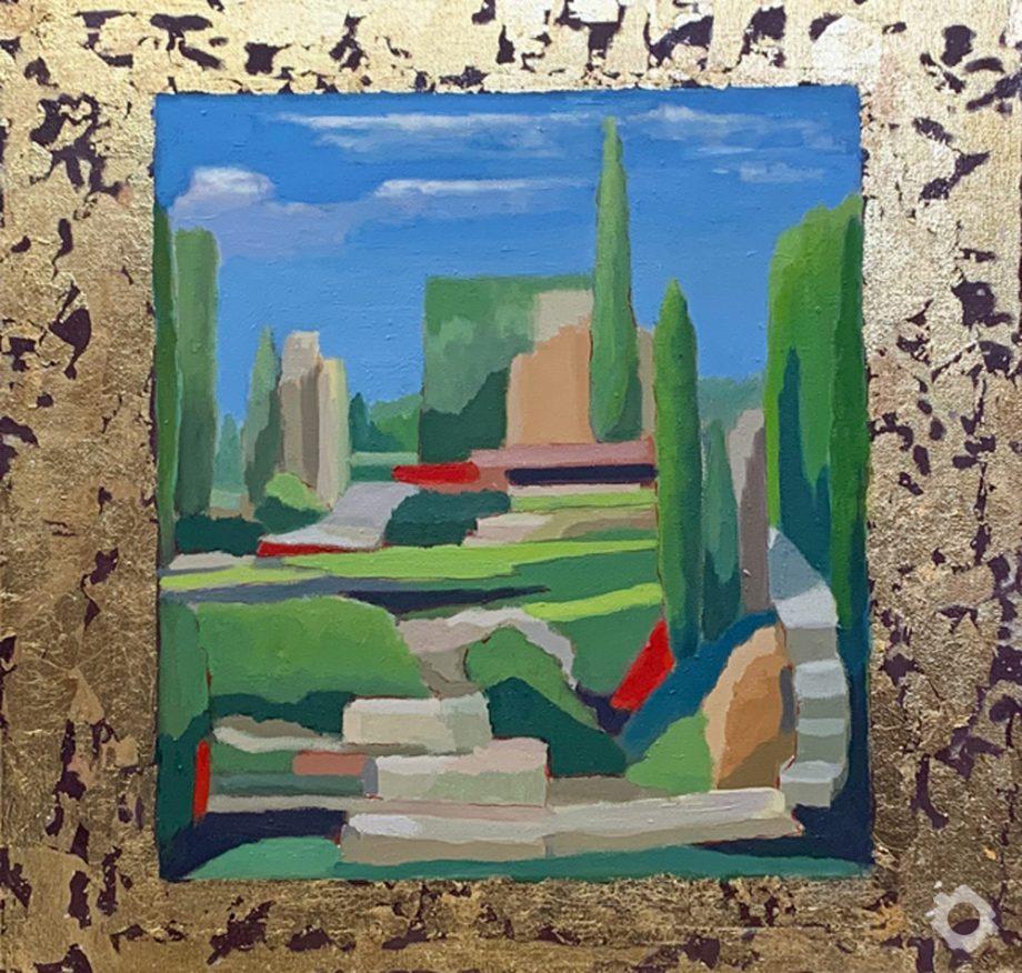 Otium III-Frank Linnett