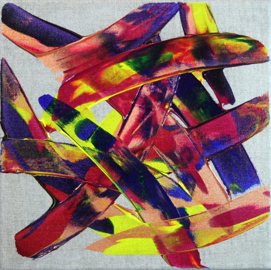 All Together Now (Synaesthesia 158) by Ali Barker
