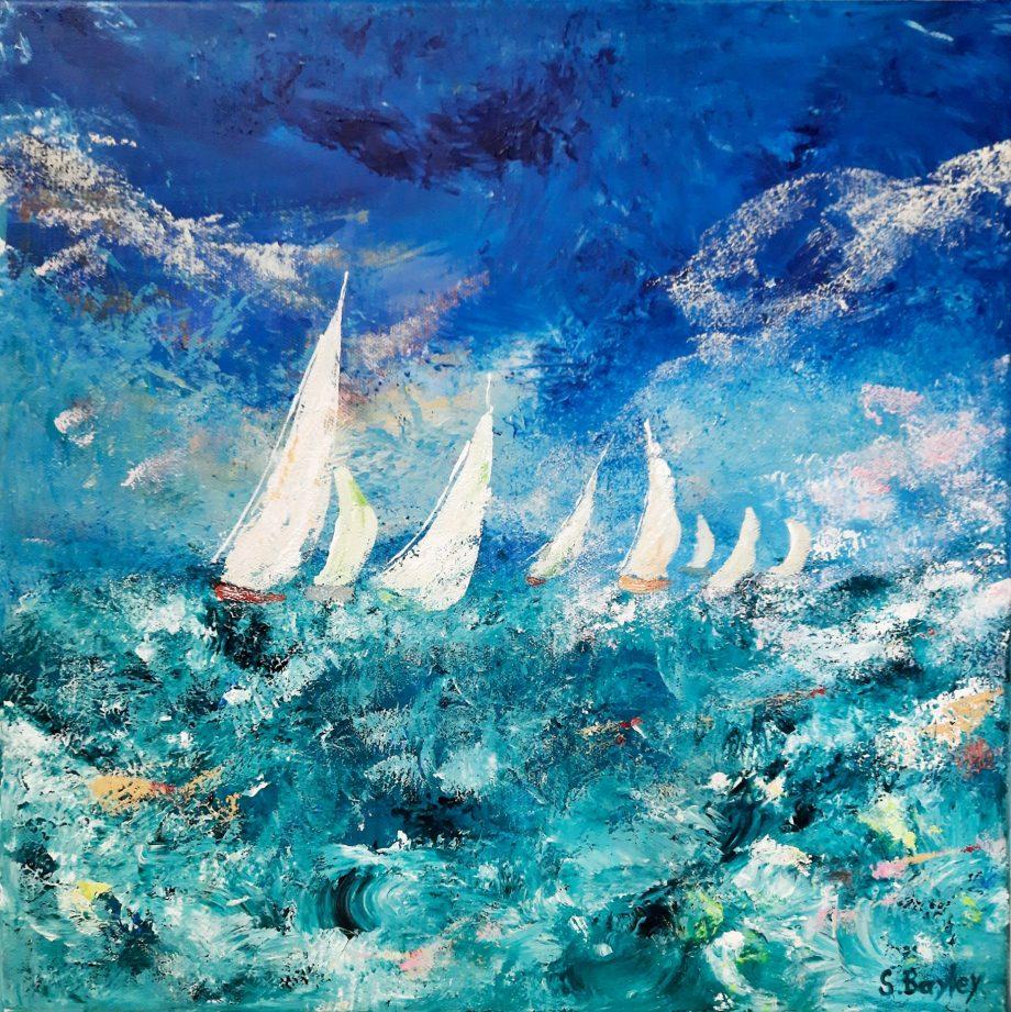 Yachts in Caribbean 1-Steve-Bayley