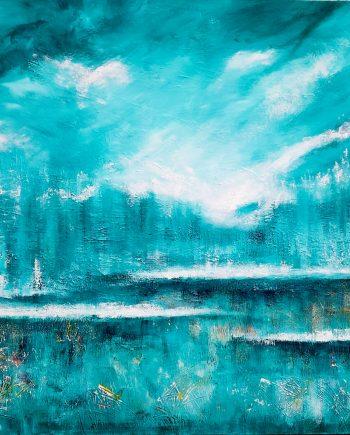 Turquoise Dream-Steve-Bayley