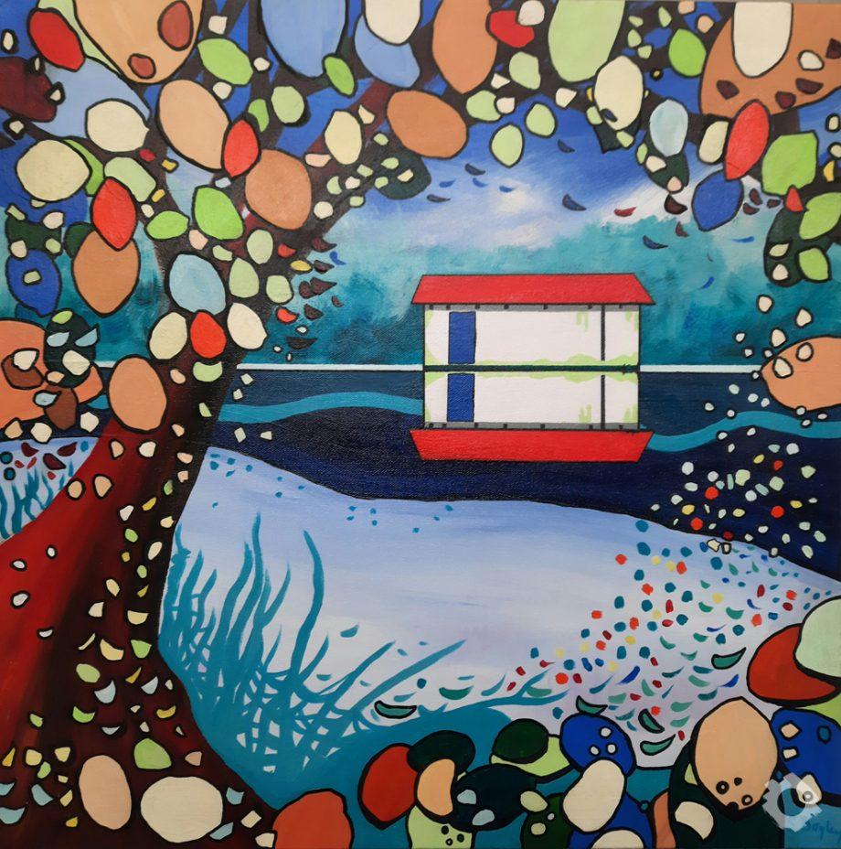 6 Boat House (Calderstones Park)-Steve-Bayley