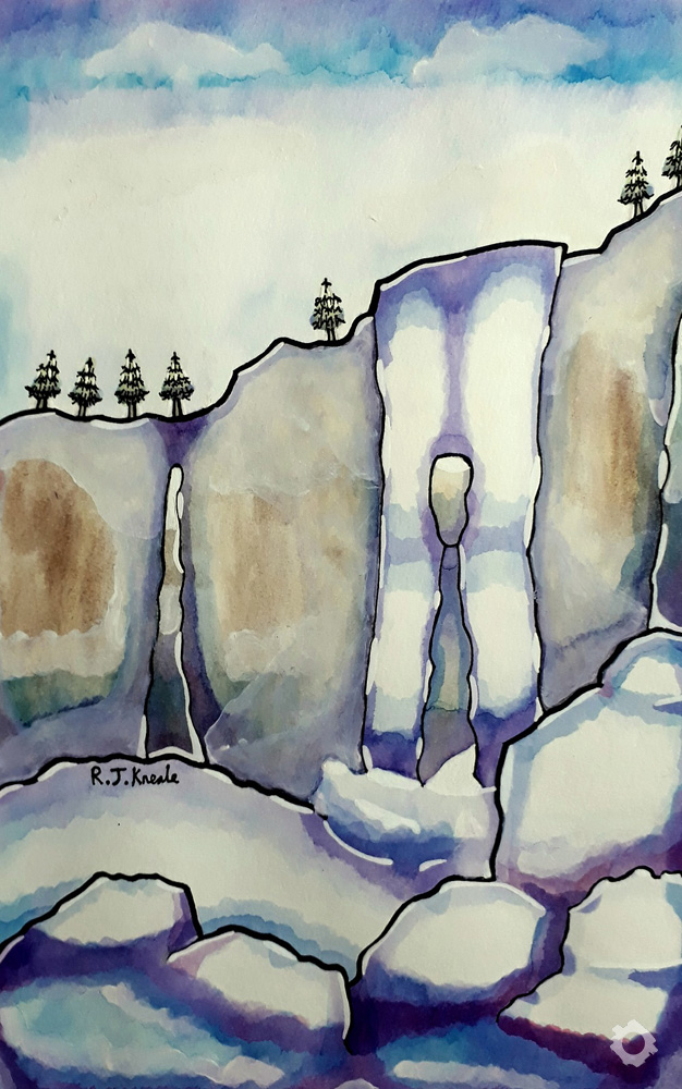 Richard Kneale-waterfall