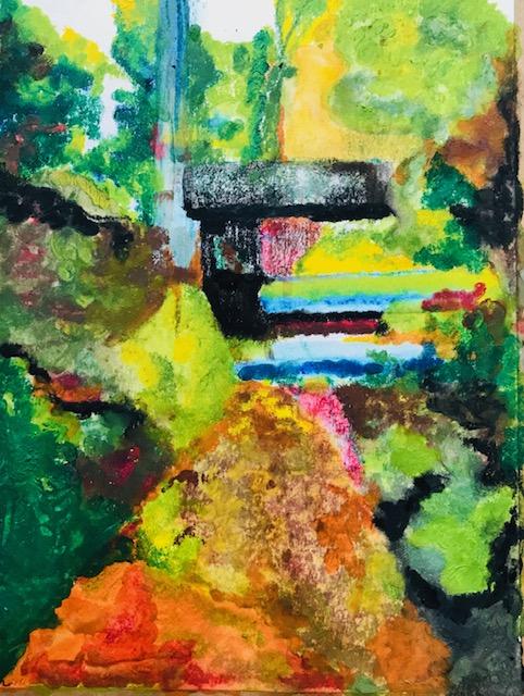 Through the Embankment-David-Rayward