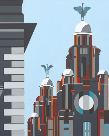 Royal Liver Building 2021 (From Water Street)