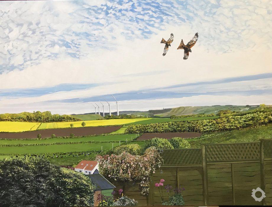 Flying High – Rob Edmonson