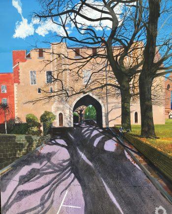 The Abbey Gateway - Rob Edmonson