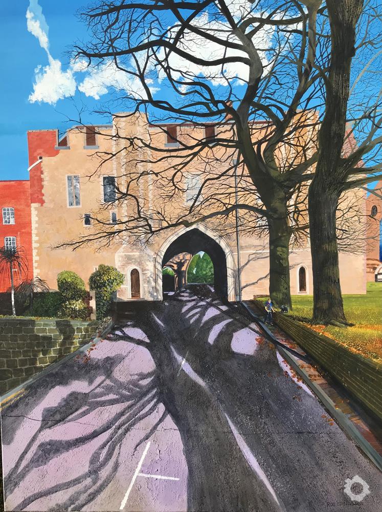 The Abbey Gateway – Rob Edmonson
