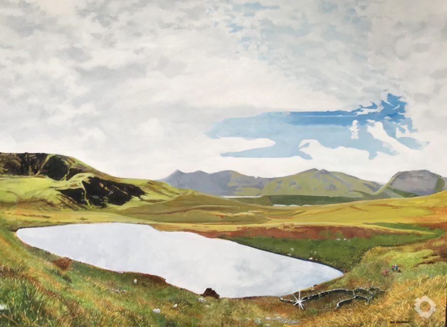 Lyn Lydaw, Snowdonia – Rob Edmonson
