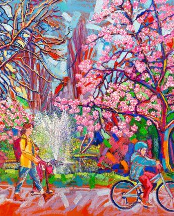 Spring In The Park - Alex Corina