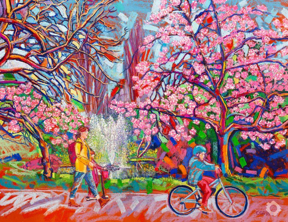 Spring In The Park – Alex Corina