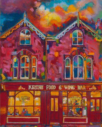 Keith's Wine Bar - Alex Corina