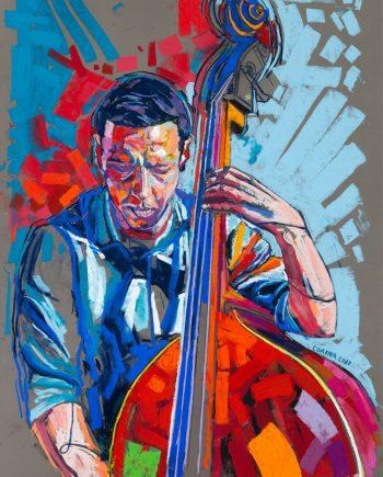 Hugo on Bass - Alex Corina