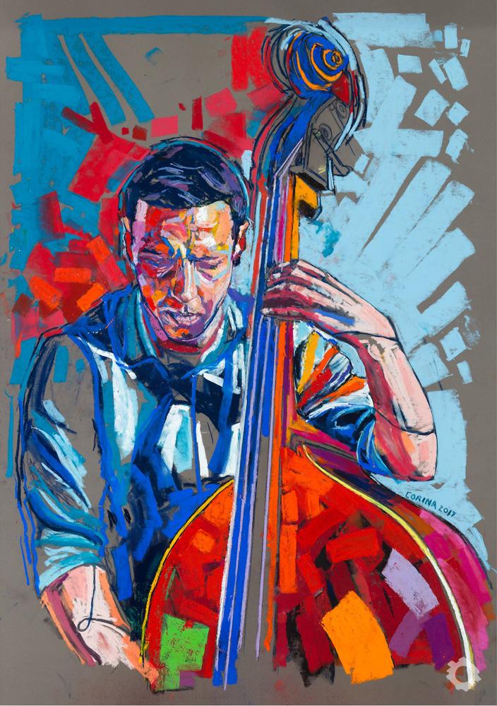 Hugo on Bass – Alex Corina