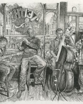 Jazz at Keith's - Alex Corina