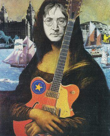 Mona Lennon (2008 Liverpool Capital of Culture) - Alex Corina