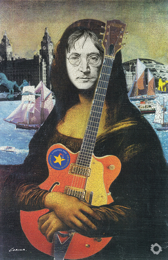 Mona Lennon (2008 Liverpool Capital of Culture) – Alex Corina