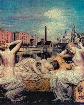 The Three Graces (2008 Liverpool Capital of Culture) - Alex Corina