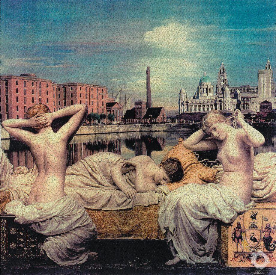 The Three Graces (2008 Liverpool Capital of Culture) – Alex Corina