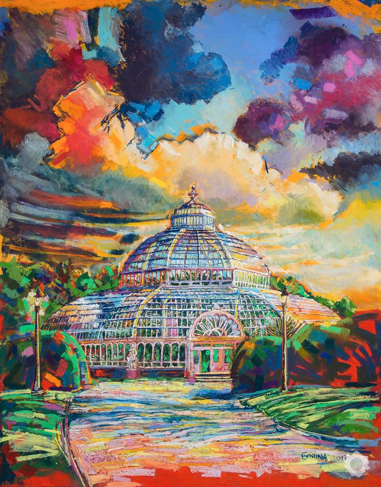 The Iconic Palm House Sefton Park- Alex Corina