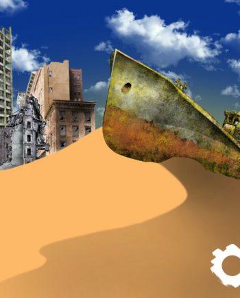 Ship of the Desert - Alexander Finnie